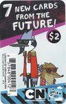 Board Game: Regular Show Fluxx Future Promo Pack