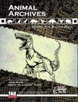 RPG Item: Animal Archives: DinoFiles I – Raptor Pack