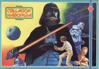 Board Game: Csillagok Háborúja