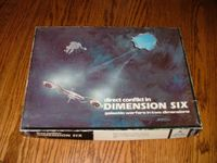 Board Game: Direct Conflict in Dimension Six