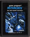 Video Game: Asteroids