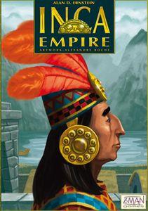 Inca Empire Cover Artwork