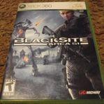 Video Game: BlackSite: Area 51
