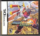 Video Game: Mega Man ZX Advent