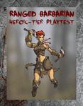 RPG Item: Ranged Barbarian