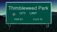 Video Game: Thimbleweed Park