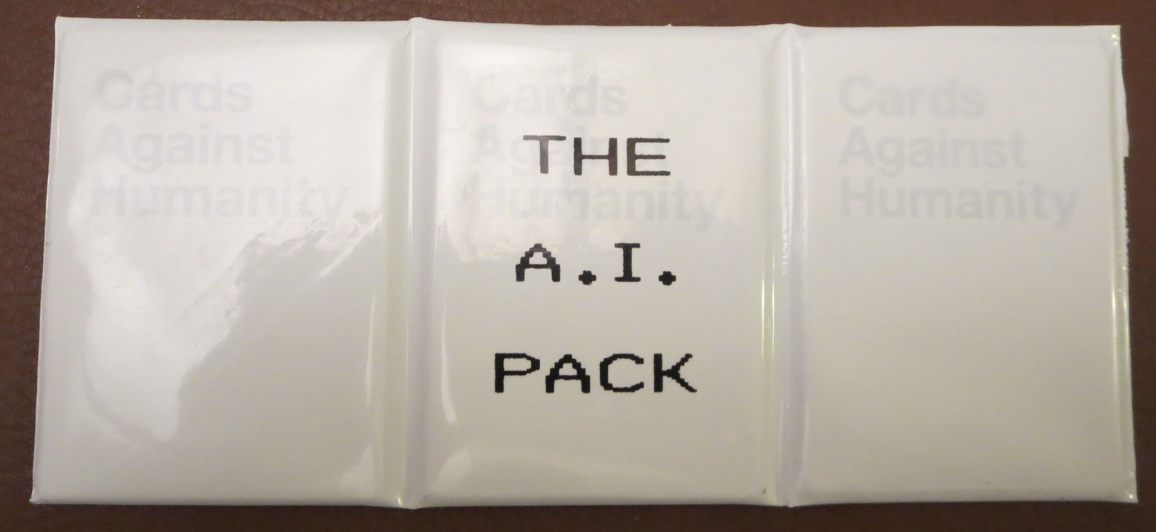 Cards Against Humanity: The A.I. Pack