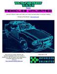 RPG Item: Vehicles Unlimited