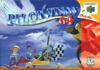 Video Game: Pilotwings 64