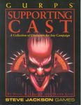 RPG Item: GURPS Supporting Cast