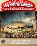 RPG Item: 100 Festival Delights for a Curious Adventurer