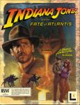 Video Game: Indiana Jones and the Fate of Atlantis