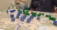 Full Battle at Borodino!