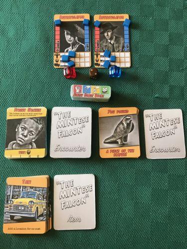 Board Game: The MINTese Falcon