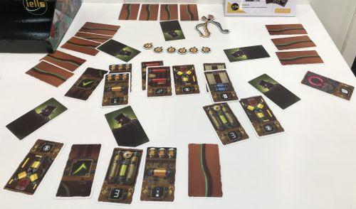 Board Game: Time Bomb Evolution