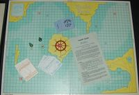 Board Game: Yacht Race