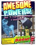 RPG Item: Awesome Powers! Volume 04: Force & Gravity Powers