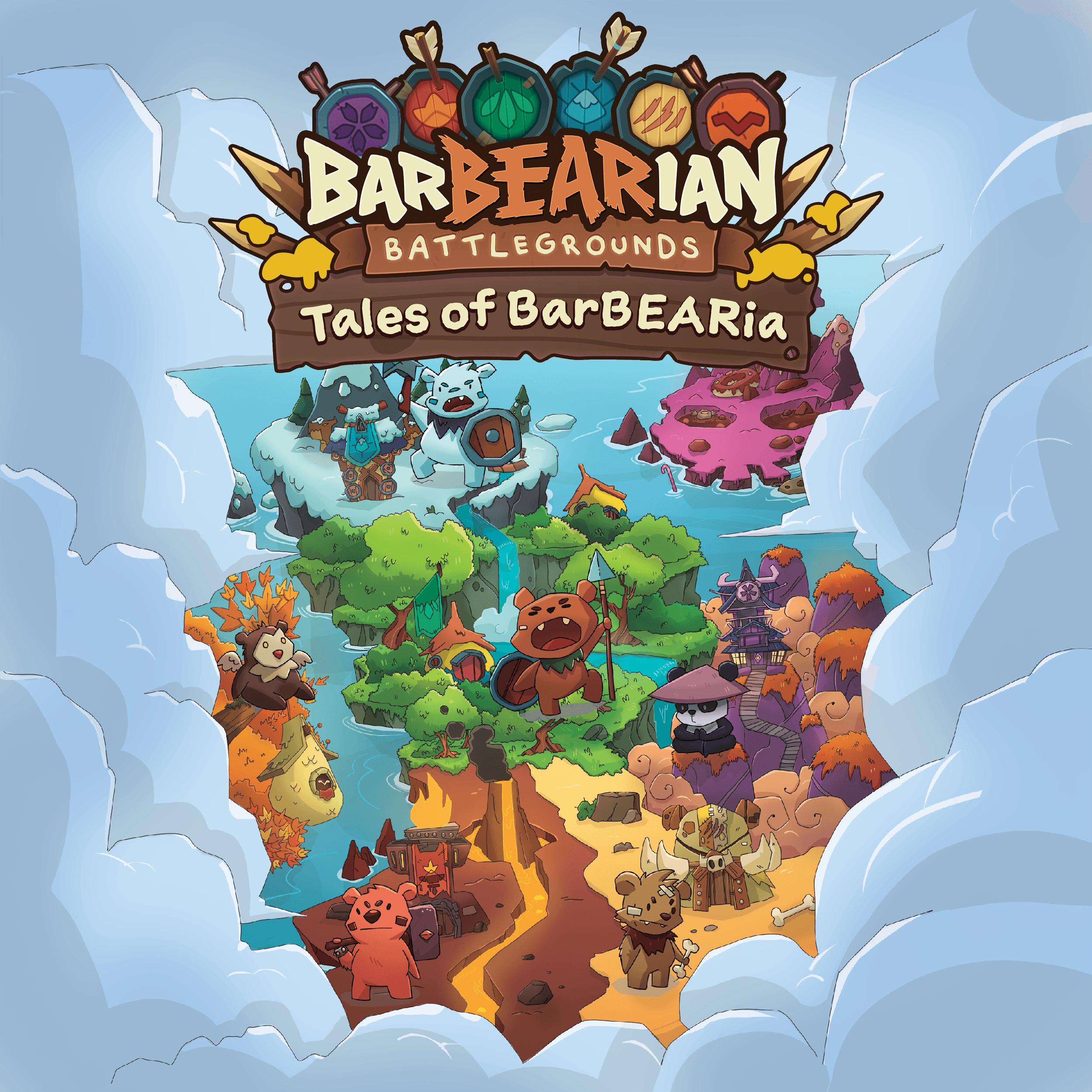Tales of BarBEARia
