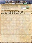 RPG Item: Ye Olde Map Maker