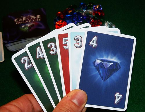 Board Game: Gem Dealer