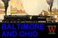 Board Game: Baltimore & Ohio