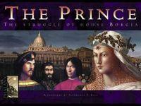 Board Game: The Prince: The Struggle of House Borgia