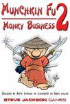 Board Game: Munchkin Fu 2: Monky Business