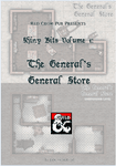RPG Item: Shiny Bits Volume 1: The General's General Store