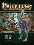 RPG Item: Pathfinder #093: Forge of the Giant God