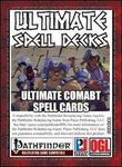 RPG Item: Ultimate Spell Decks: Ultimate Combat Spell Cards