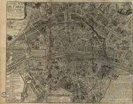RPG Item: Antique Maps 24: Paris of the 1700's