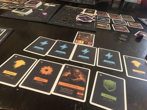 Board Game: Moonrakers