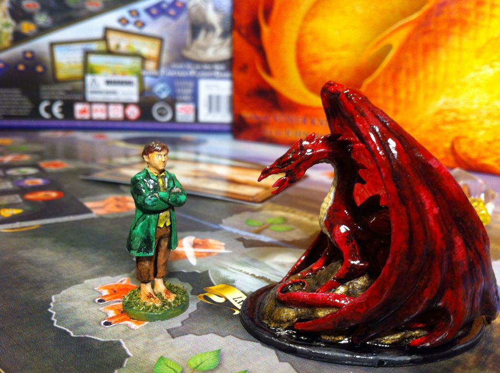 Board Game: The Hobbit