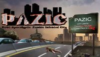 Board Game: PAZIC (Post-Apocalyptic Zombie Infested City)