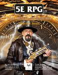RPG Item: 5E RPG: Time Travel Adventures