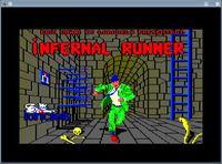 Video Game: Infernal Runner