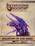RPG Item: Pathfinder Society Scenario 9-07: Salvation of the Sages