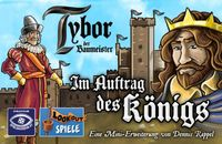 Board Game: Tybor the Builder: At the King's Behest