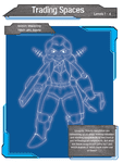 RPG Item: Trading Spaces (Revised)