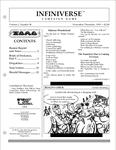 Issue: Infiniverse (Vol 1, Number 38 - Nov/Dec 1993)
