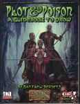 RPG Item: Plot & Poison: A Guidebook to Drow