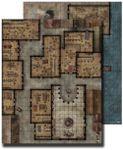 RPG Item: GameMastery Flip-Mat: Pub Crawl
