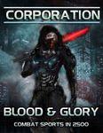 RPG Item: Blood & Glory: Combat Sports in 2500