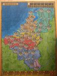 Board Game: Power Grid: Benelux/Central Europe