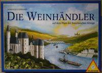Board Game: Die Weinhändler