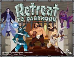 Retreat to Darkmoor Cover Artwork
