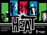 Board Game: Heat
