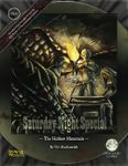 RPG Item: Saturday Night Special 1: The Hollow Mountain (Swords & Wizardry)