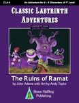 RPG Item: The Ruins of Ramat (Labyrinth Lord)