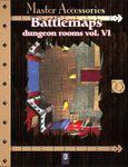 RPG Item: Battlemaps: Dungeon Rooms Vol. VI